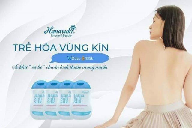 Dung dịch vệ sinh Hana Soft & Silk - my-pham-viet-nam - Shop bán mỹ phẩm