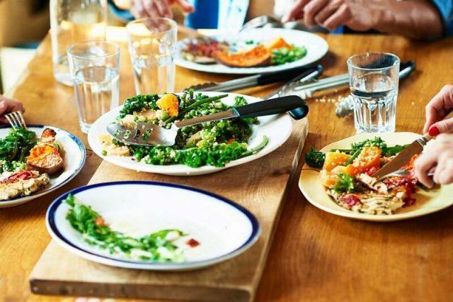 Các món ăn kiêng giảm cân cho buổi tối