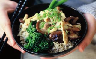 Những món ăn giảm cân dễ làm tại nhà