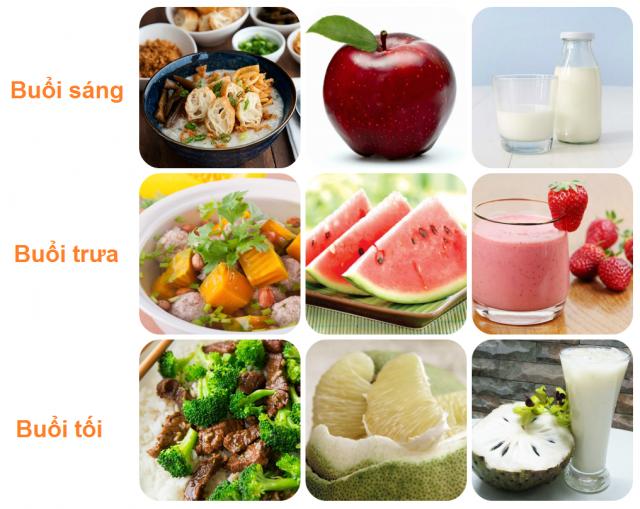 Ăn đồ vặt cho người giảm cân đúng thời điểm