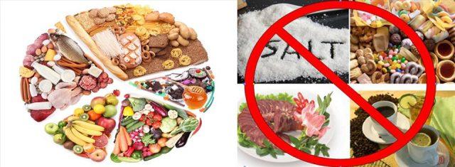 Tránh thực phẩm chứa nhiều đường, muối, chất béo