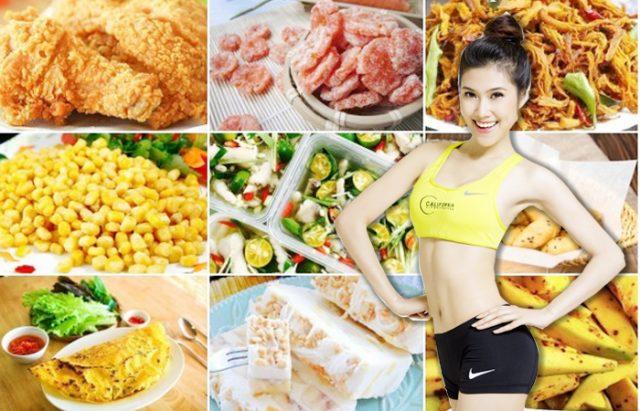 Chọn đồ ăn vặt chứa ít calo, giàu chất xơ và protein
