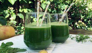 Uống nước rau ngót sống có tác dụng gì