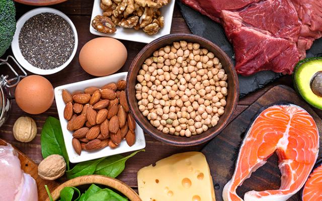 protein đến từ thiên nhiên