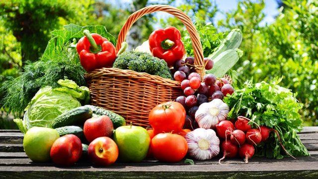 Lựa chọn thực phẩm hữu cơ, tự nhiên
