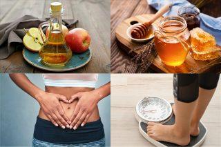 Cách uống giấm giảm cân đúng cách