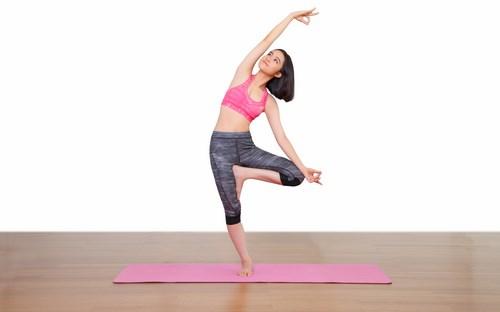 Bài tập giữ thăng bằng