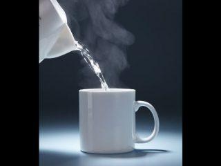 1 cốc nước sôi