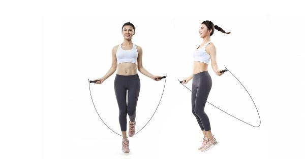 Bài tập nhảy dây để giảm cân toàn thân