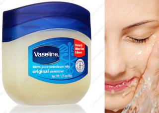 Kem dưỡng trắng da mặt Vaseline có làm trắng da không