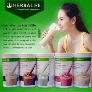 Thực phẩm giảm cân herbalife có tốt không