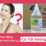 tri mun bang nuoc muoi sinh ly shop bán mỹ phẩm
